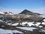McMurdo, center of US operations.